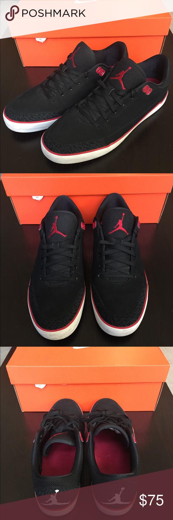 Air Jordan Casual Basketball Shoes Low Top Size 12 Brand: Air ...