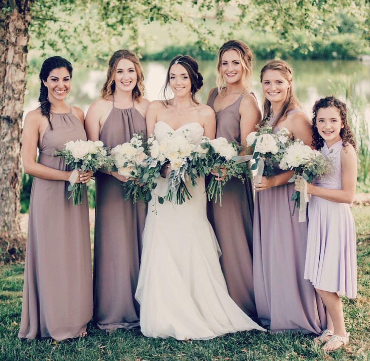 Amanda Maxi Dress Dune Chiffon Hawaii WeddingBoho