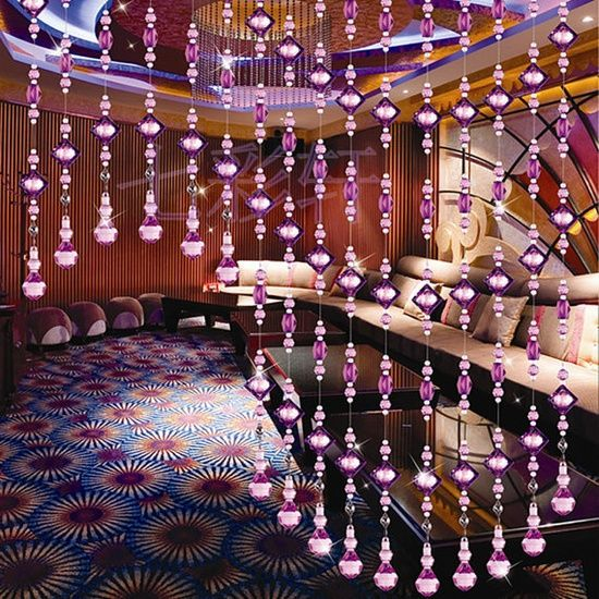 Beaded curtains for home decor or weddings bead curtains handmade acrylic hanging bead curtainsbeaded doorwar curtains bead curtains for doors and home decoration teraionfo