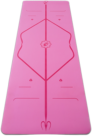 But this is the yoga mat I really want. The Liforme. Is it ...