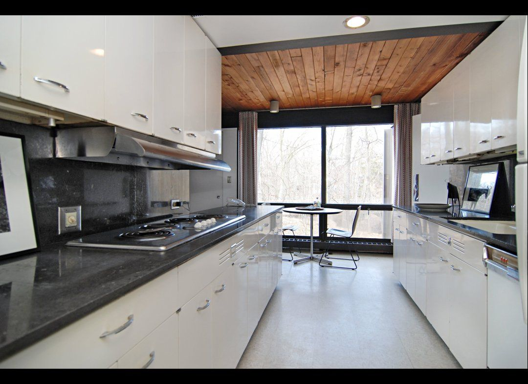 25 Contemporary Kitchen Design Inspiration. Small Galley KitchensGalley ...