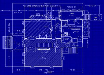 Blueprint house gemeinhardt pinterest blueprint house malvernweather Gallery