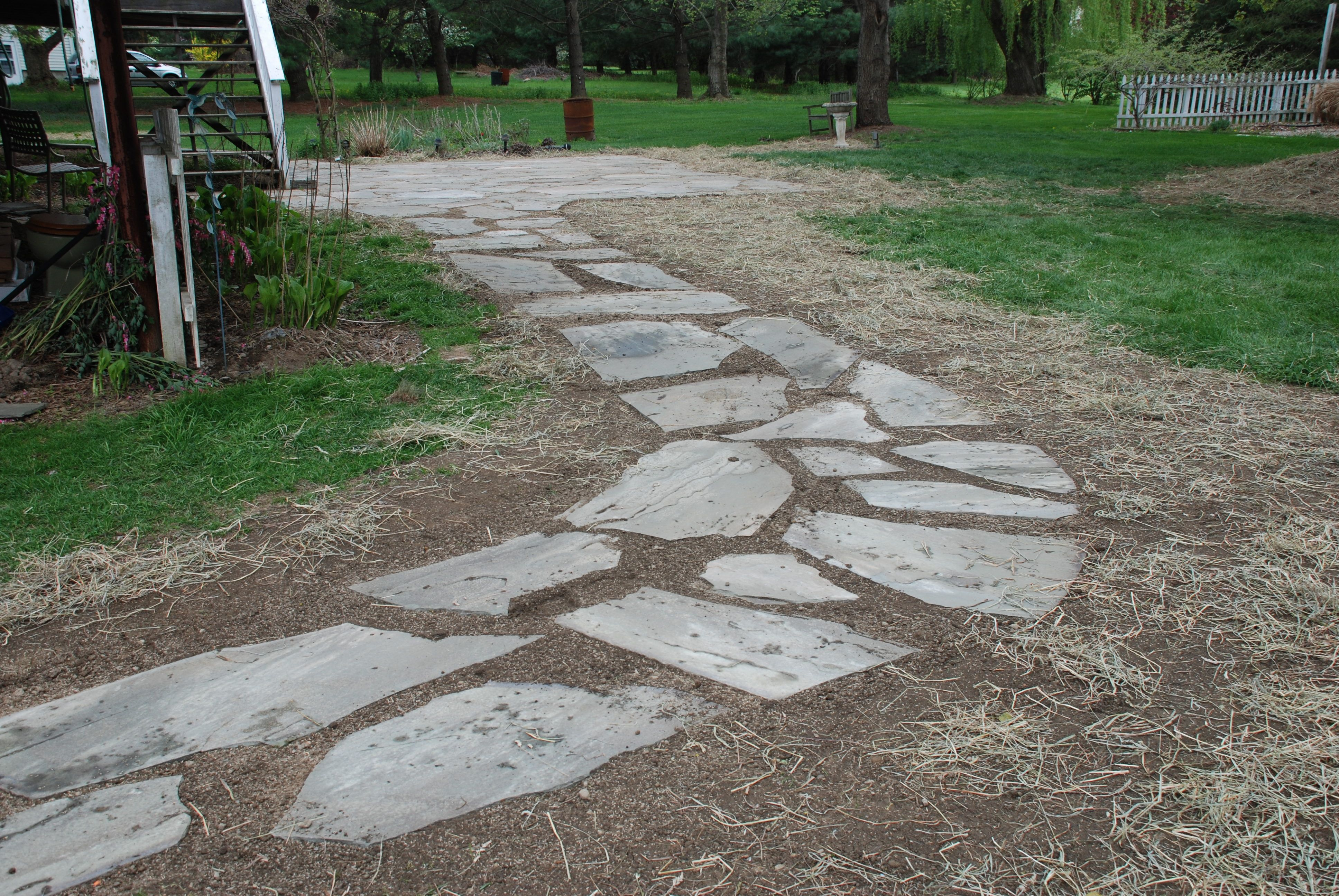 Image Result For Natural Stone Walkway Stone Pathway Natural Stones Stone Walkway