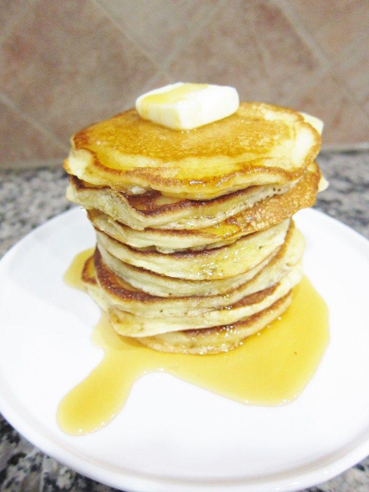 Fluffy pancakewaffle recipe recipes waffle recipes