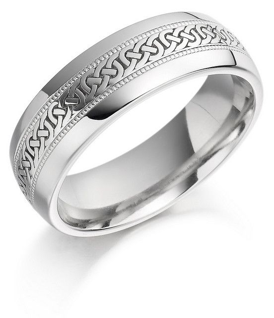 Bien Wedding Ring Anp679 7 By Nicholsonsjewellers Co Uk Via Flickr Inexpensive Wedding Rings Celtic Wedding Bands Irish Wedding Bands