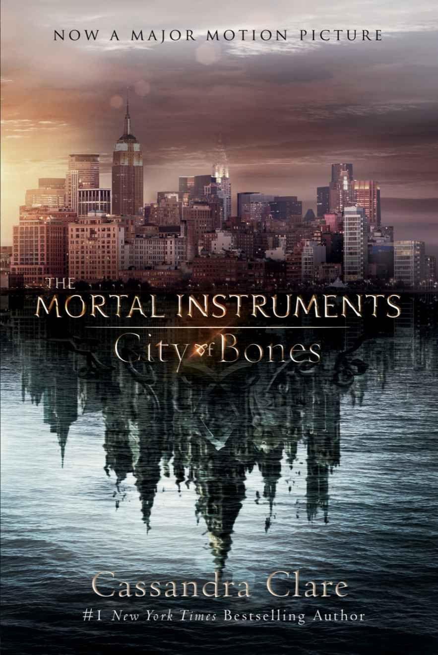 Ebook The Mortal Instrument City Of Bones