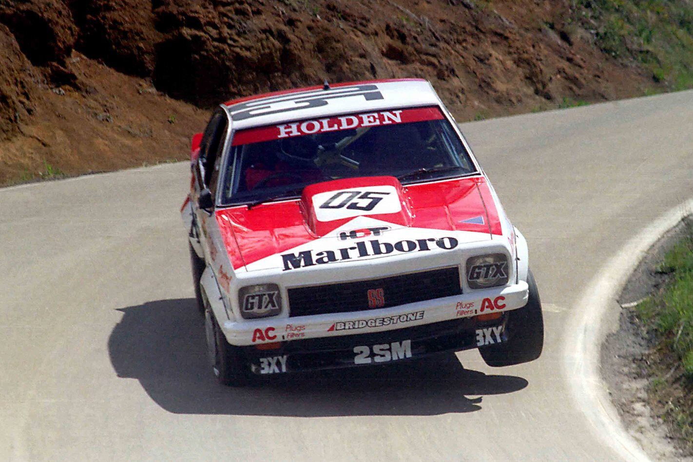 Brock/Richards in an HDT Torana A9X Hatchback win 1979