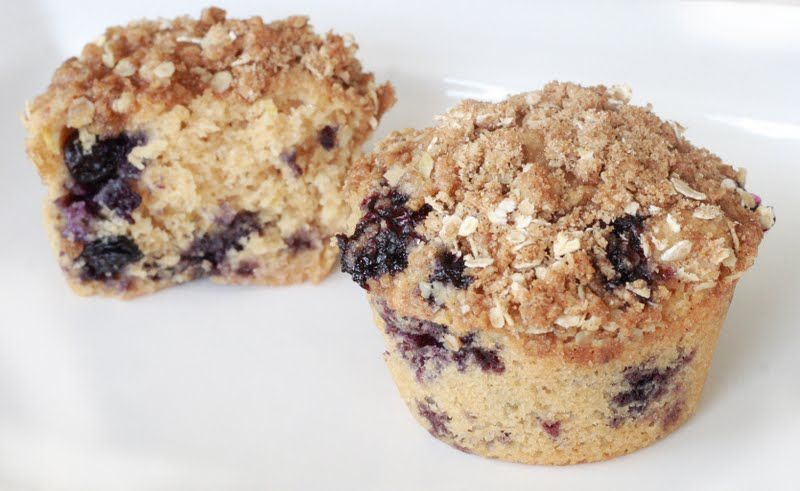 Fabulous Foods!: Best Blueberry Muffins