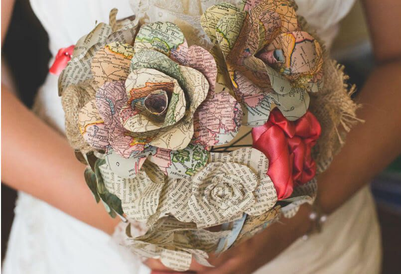 ramo de novia viajes