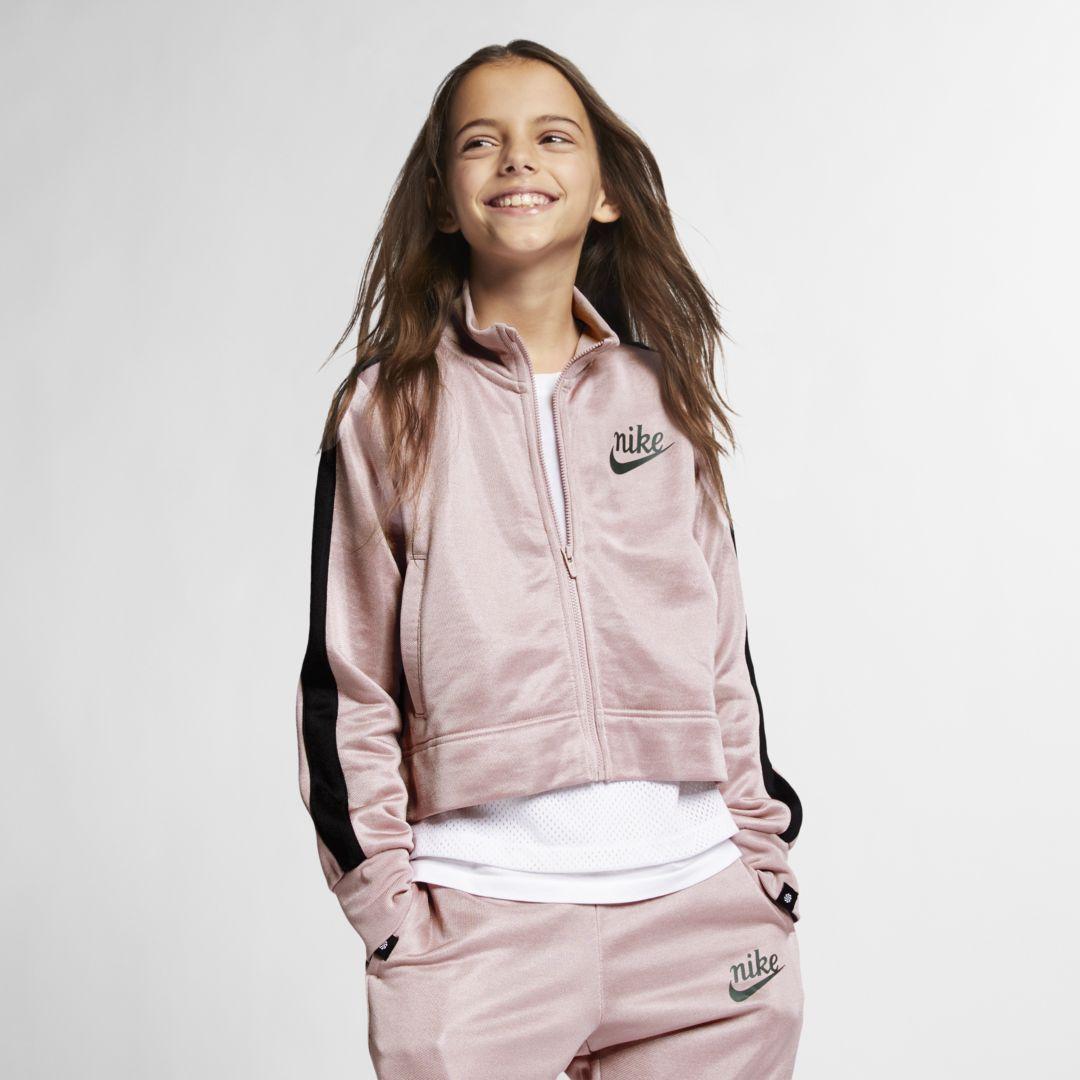 70a34c4c1 Sportswear Big Kids' (Girls') Jacket in 2019 | Products | Kids ...