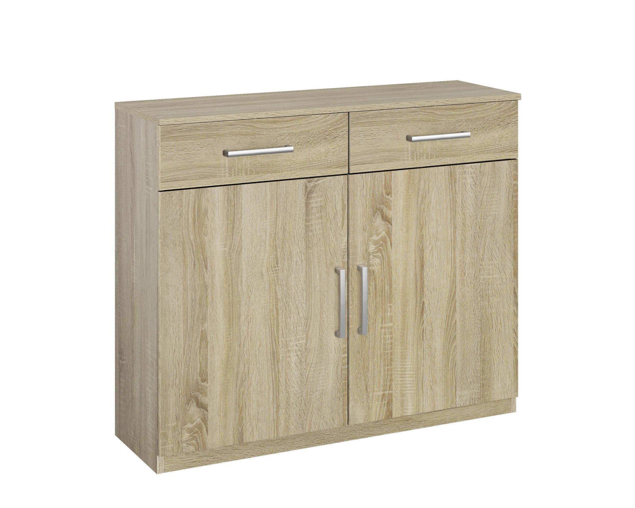 Kommode modern eiche  Kommode Eiche Sonoma Woody 33-01227 Modern Jetzt bestellen unter ...