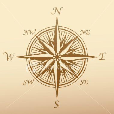 Compass Rose Ancient Compass Rose Tattoo Nautical Compass Tattoo Compass Art