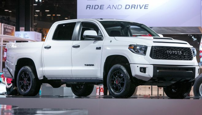 2019 Toyota Tundra Trd Pro Redesign Engine Price Release Date Mpg And