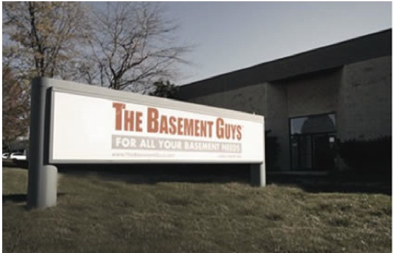 The Basement Guys® Are The Only Full Service Basement Waterproofing,  Foundation Repair And