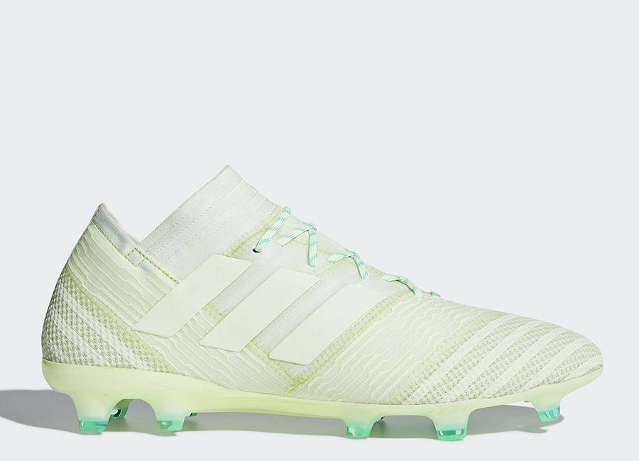 2f32691d3 #football #soccer #futbol #adidasfootball #footballboots Adidas Nemeziz  17.1 FG Deadly Strike - Aero Green / Aero Green / Hi-Res Green