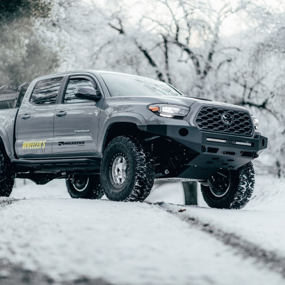 TrailPro Lift Kit for 2016+ by Wheeler's OffRoad