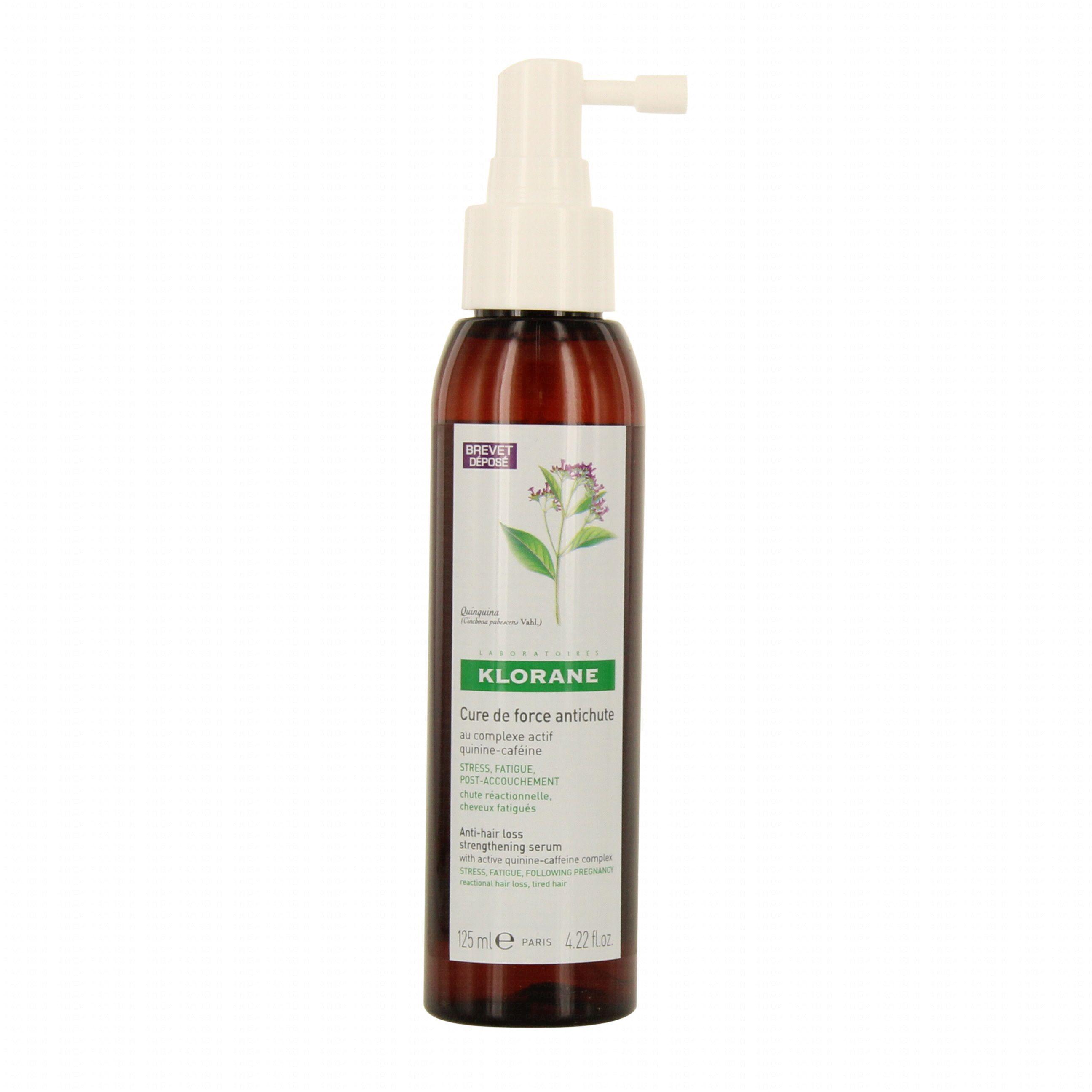 spray pour chute de cheveux