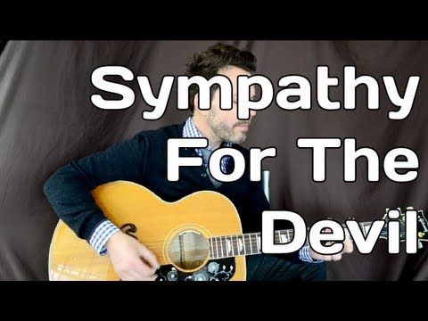 How To Play Sympathy For The Devil - Rolling Stones - Guitar Lesson ...