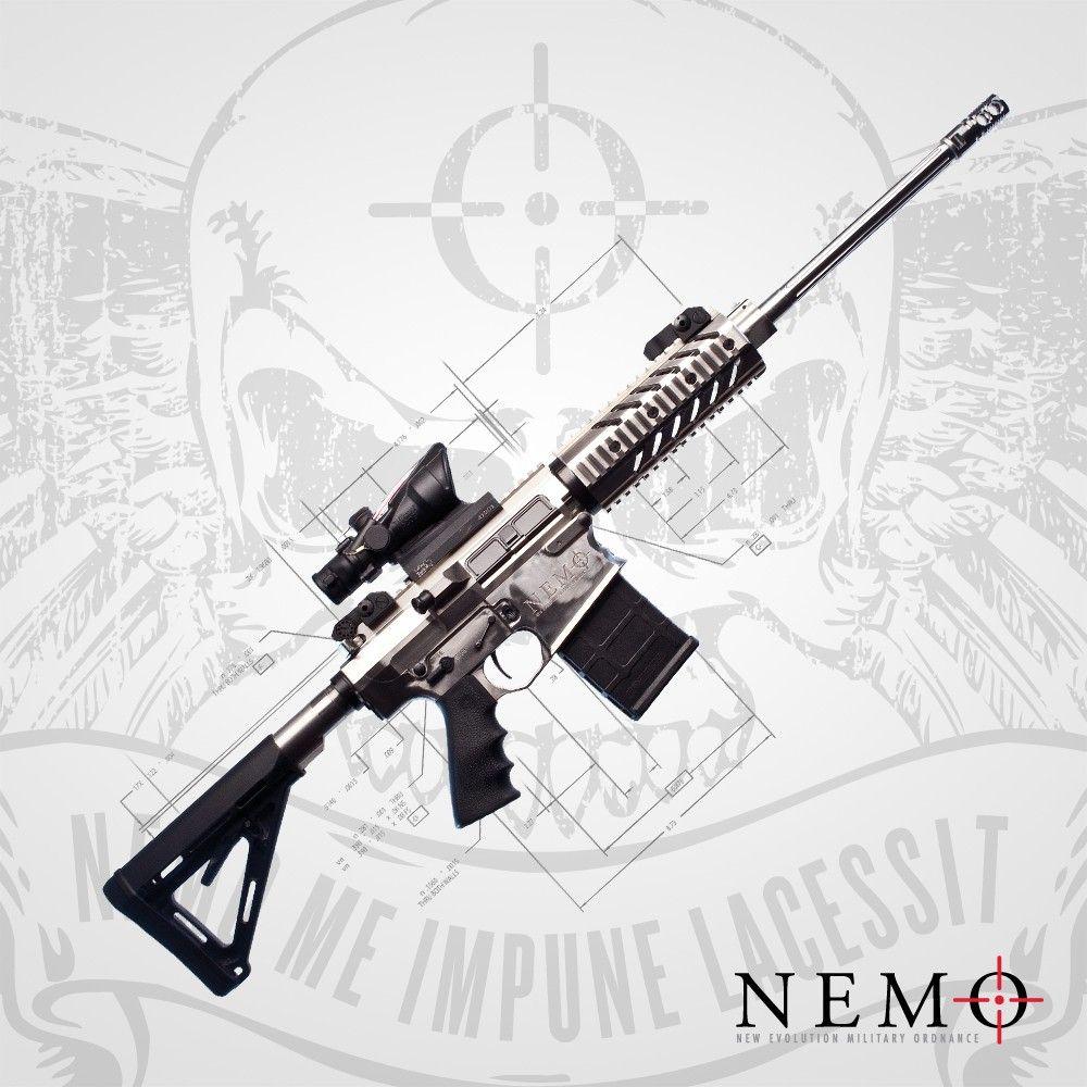 NEMO Titanium 308