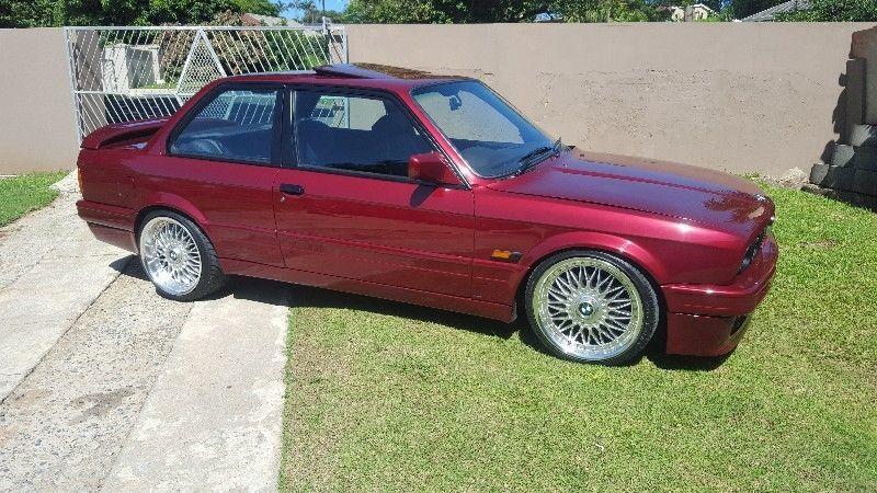 1990 BMW 325is EVO 1 Port Shepstone Gumtree South