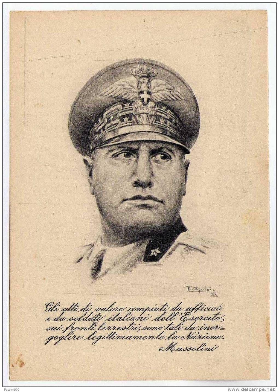 BENITO MUSSOLINI | History in Photos | Italian army, World ...