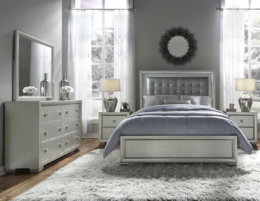 Celestial 5/0 Uph Headboard (Celestial Beds) | Samuel Lawrence Furniture | Home Meridian