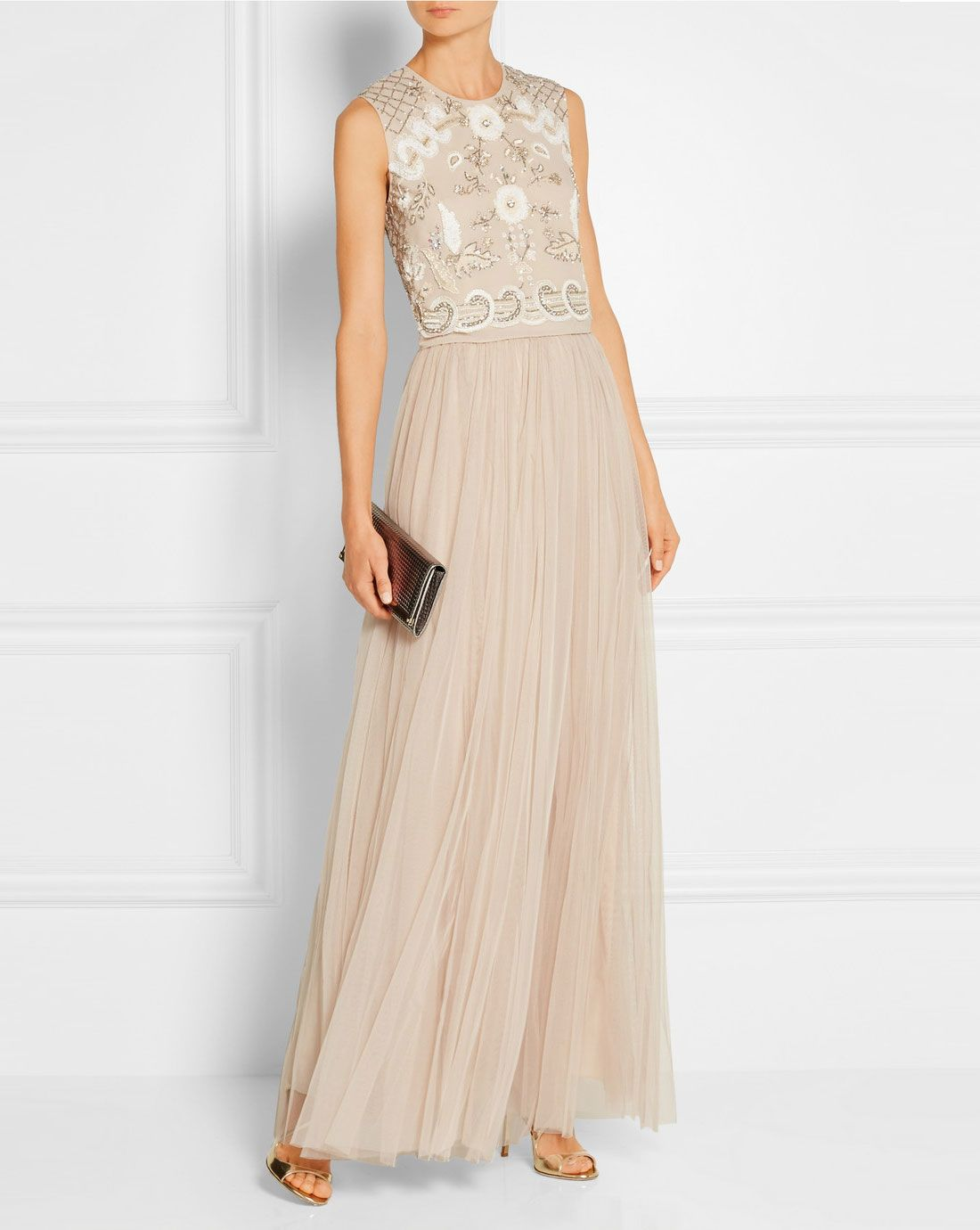 Whether your preparing for your big day or not, this dress belongs in your closet.
