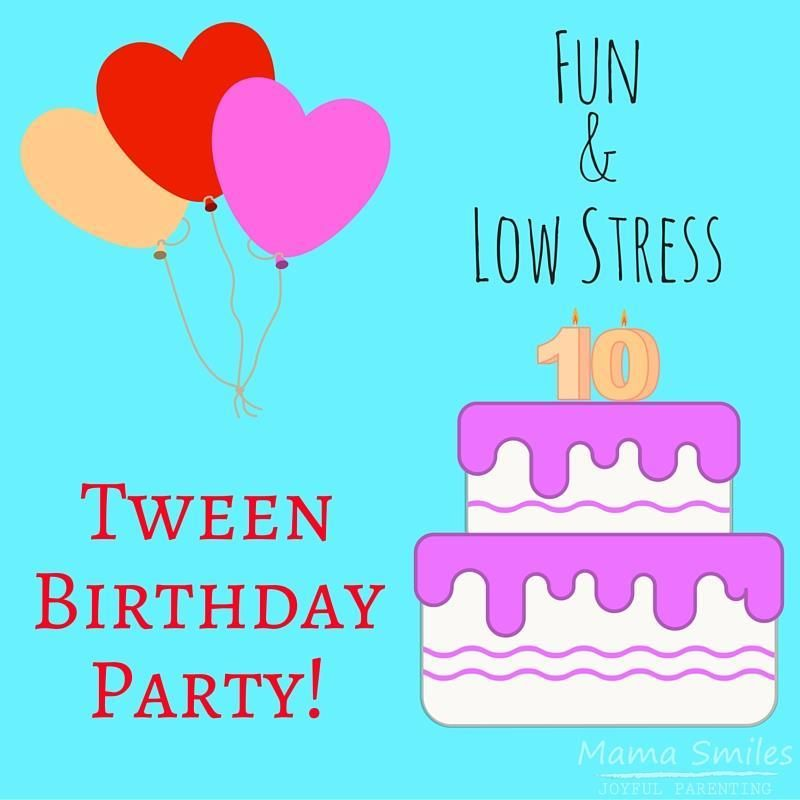 5 Low Stress Birthday Party Ideas For Ages 1 Through 8
