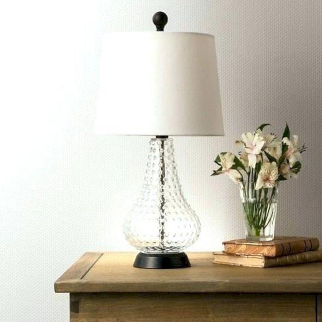 12 Best DIY Farmhouse Style Table Lamp Design Ideas