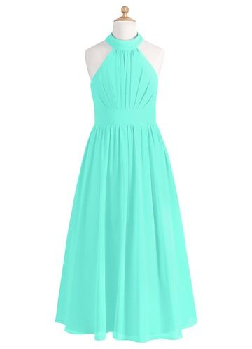95de9d549d4 Azazie Iman Junior Bridesmaid Dress