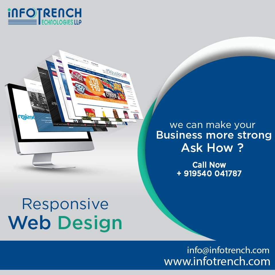 We Are A Leading It And Web Solution Company In 2020 Web Design Services Web Design Company Website Design