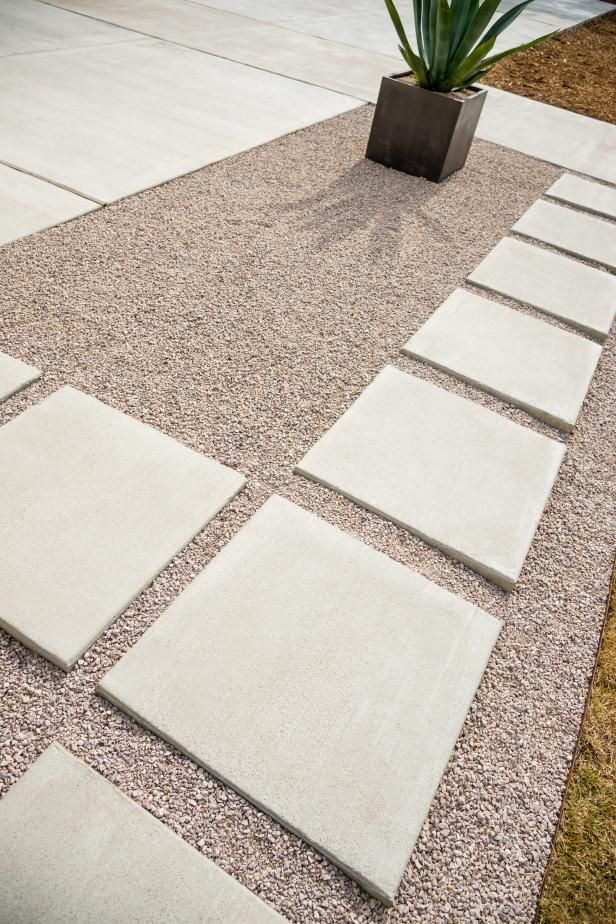 Lovely Square Paver Designs
