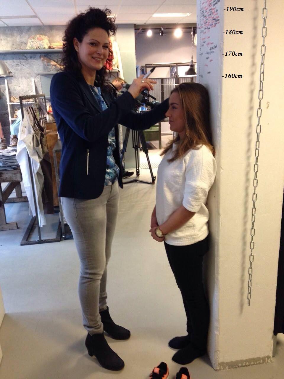 190 Vs 157cm Dutch Women Tall Women Women