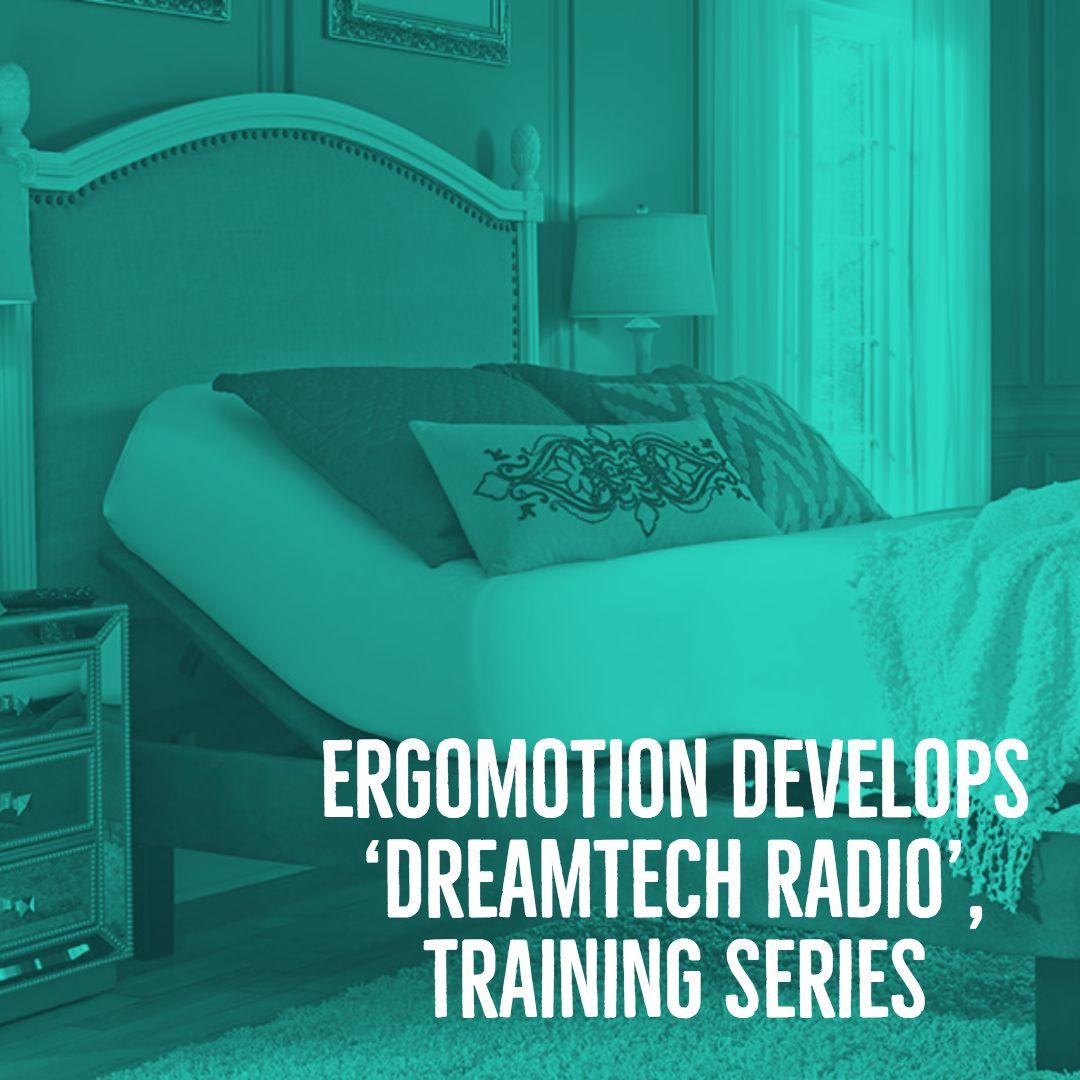Best Ergomotion Develops 'Dreamtech Radio' Training Series 640 x 480