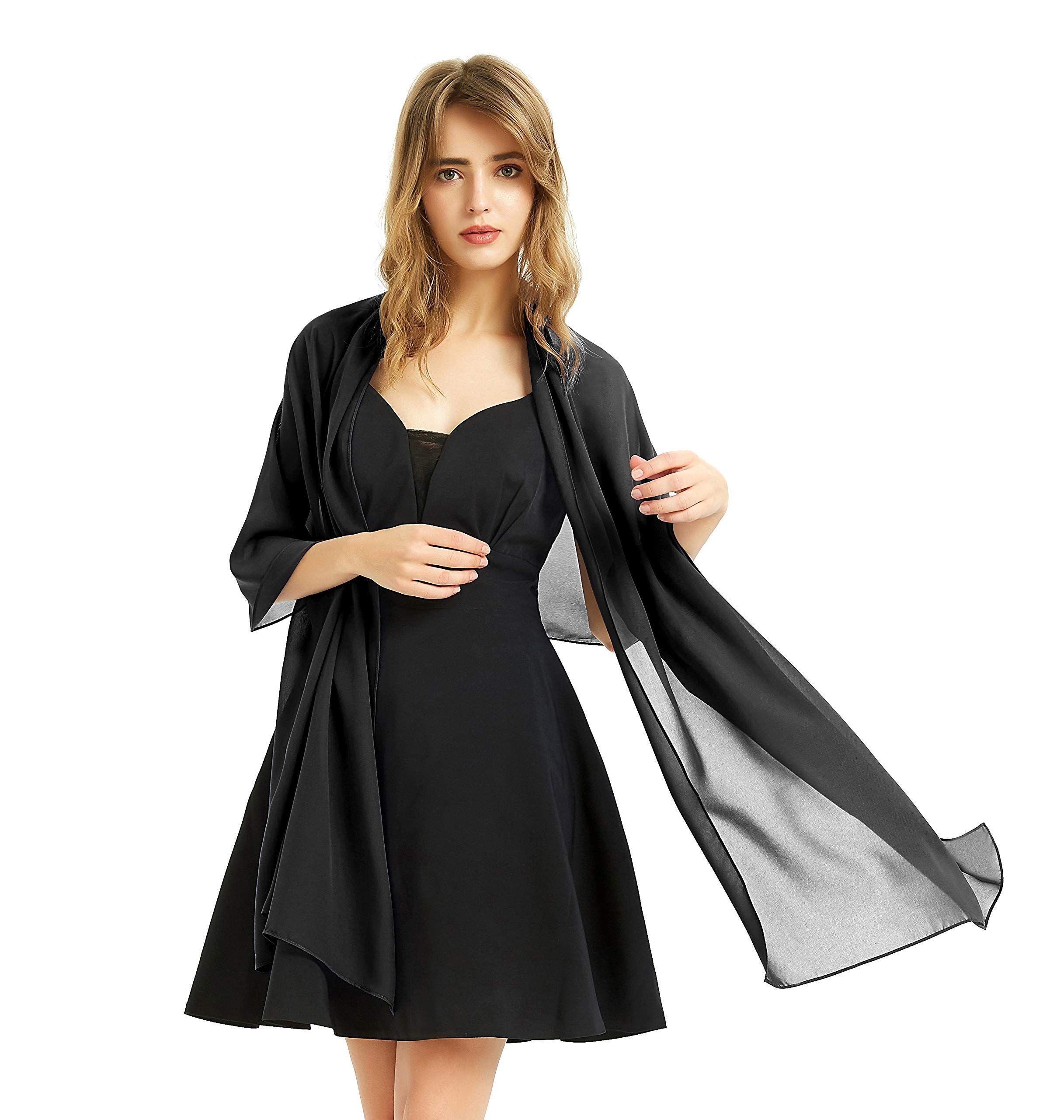 Elegant Soft Chiffon Bridal Womens Scarf Shawls Wraps For Dresses Women Accessories Buy Scarves And Wraps Buy Scarf Womens Dresses Women S Evening Dresses