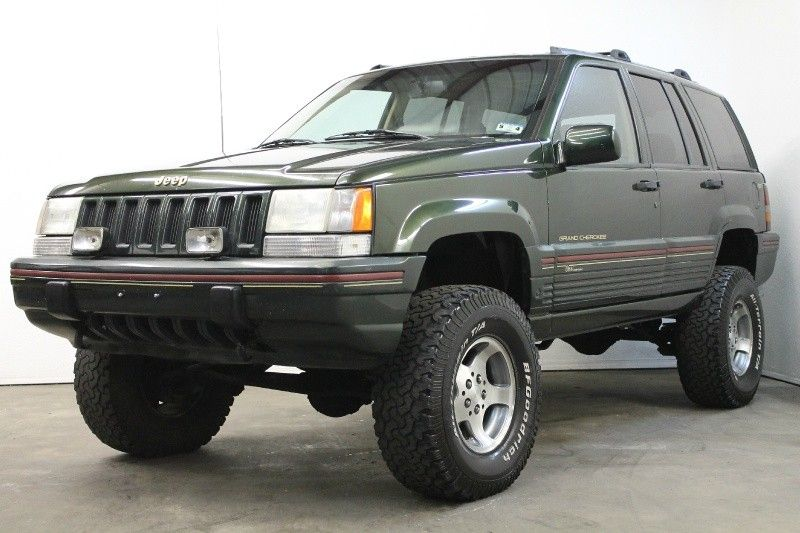 Nice Lifted Orvis Edition Zj Jeep Grand Cherokee Jeep Grand