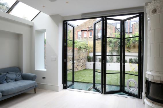 Bifold Doors Sieger Architekur Systems Sliding Doors Interior