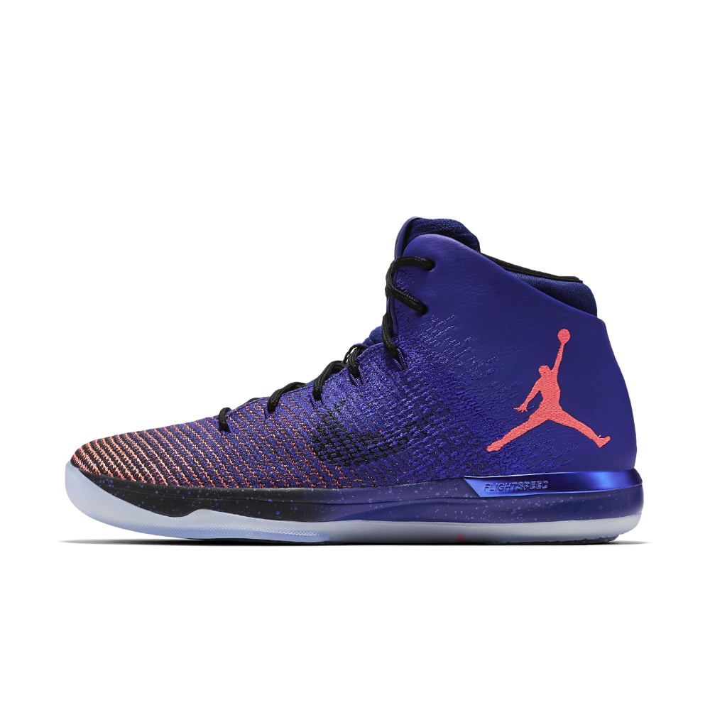 hot sale online 61d99 925fe Air Jordan XXXI Men s Basketball Shoe, by Nike Size 10.5 (Blue) - Clearance  Sale