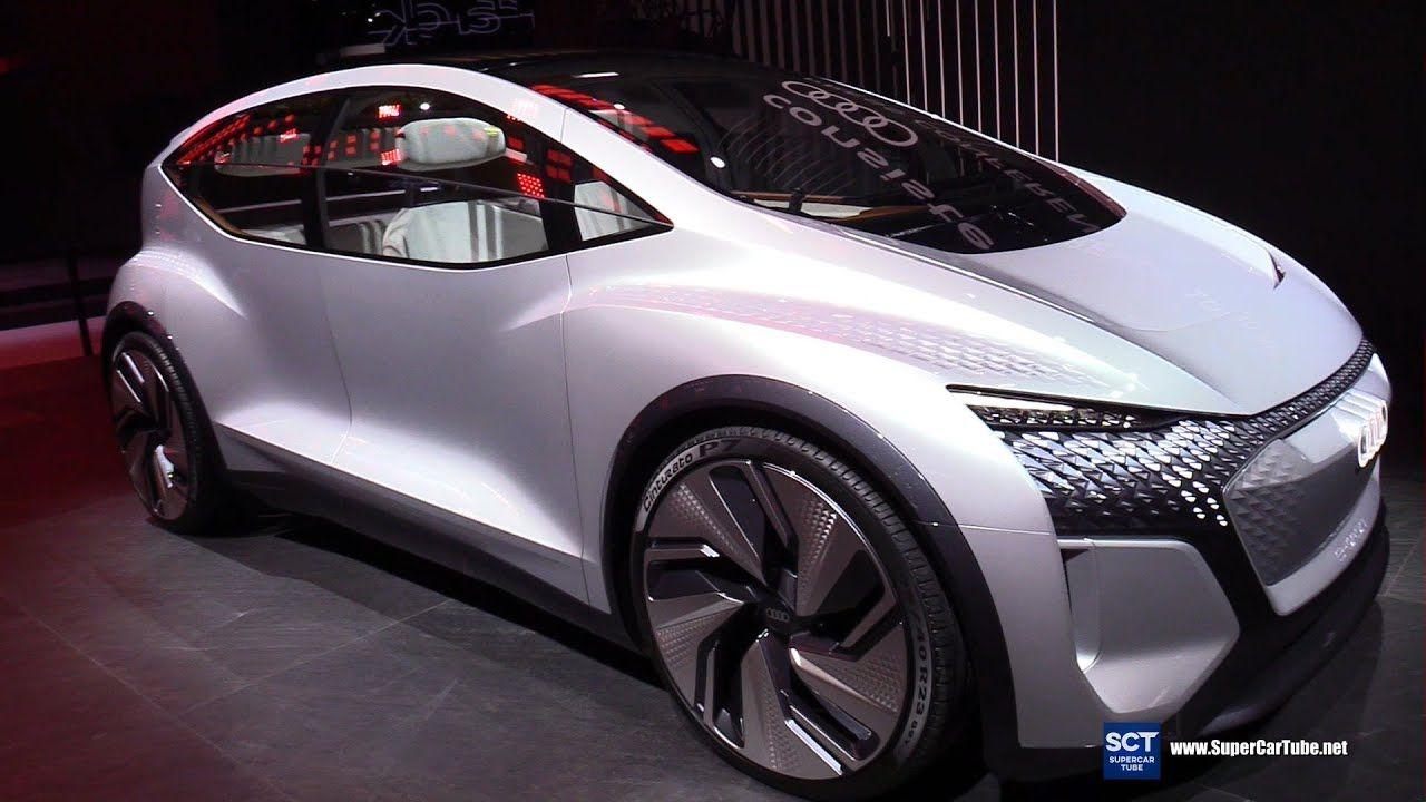 2020 Audi E Tron Concept Exterior Walkaround 2019 Iaa Frankfurt Auto In 2020 Audi E Tron Audi E Tron