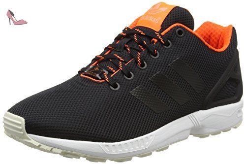 basket adidas zx flux orange