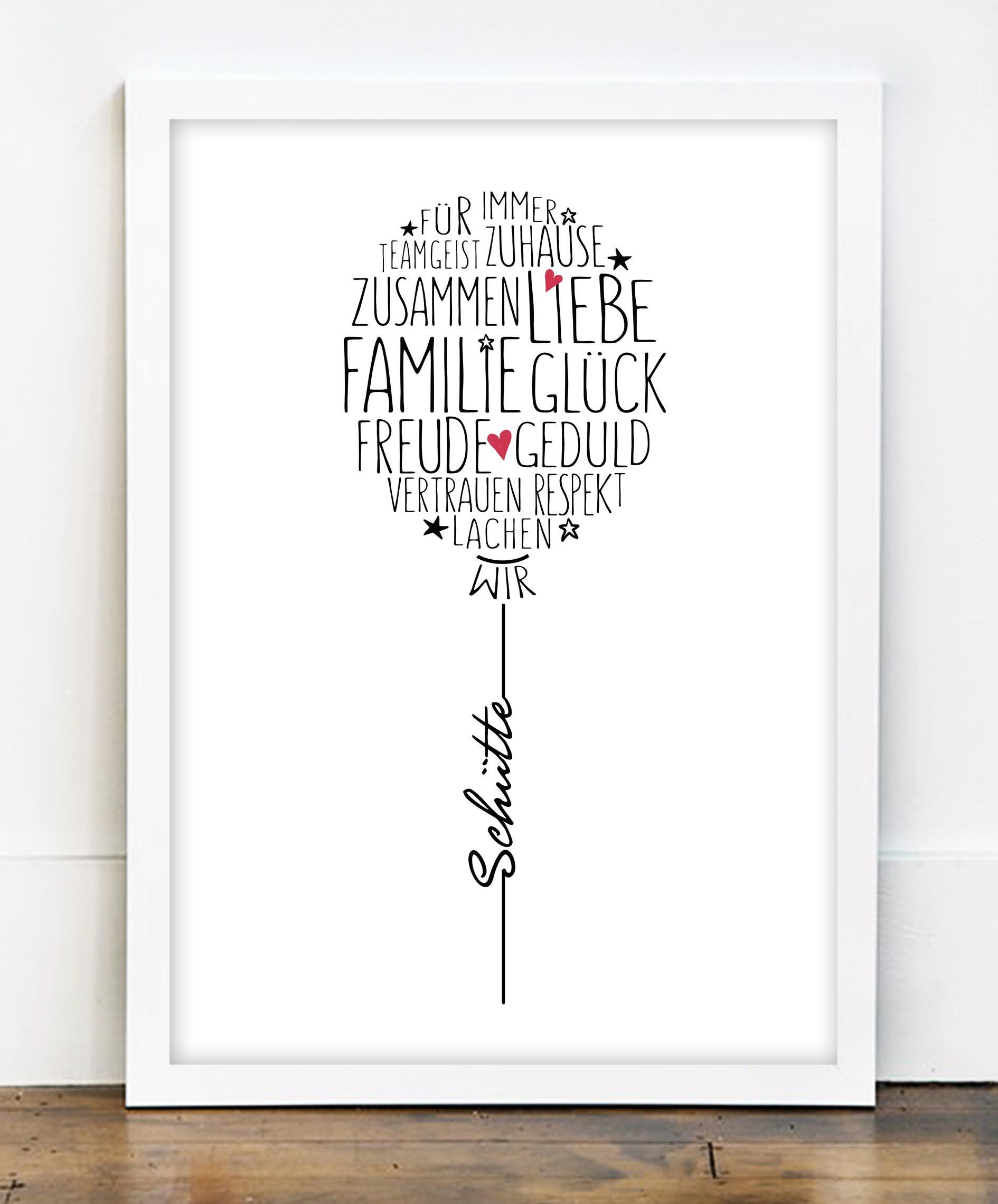 Balloon-Personalized Original print
