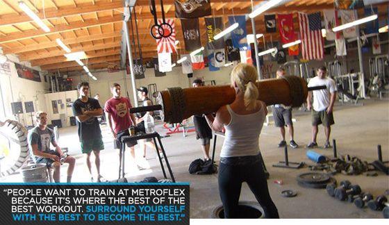 Bodybuilding Gym Of The Month Metroflex Long Beach