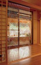 Fashion Wood Bead Door Curtain Bamboo Door Curtain Feng Shui