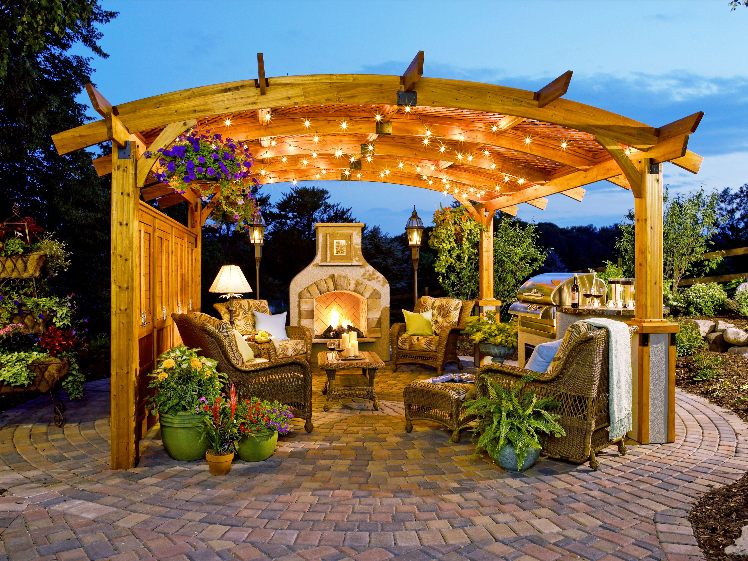 Read This Before You Put In An Outdoor Kitchen Outdoor Rooms Pergola Backyard