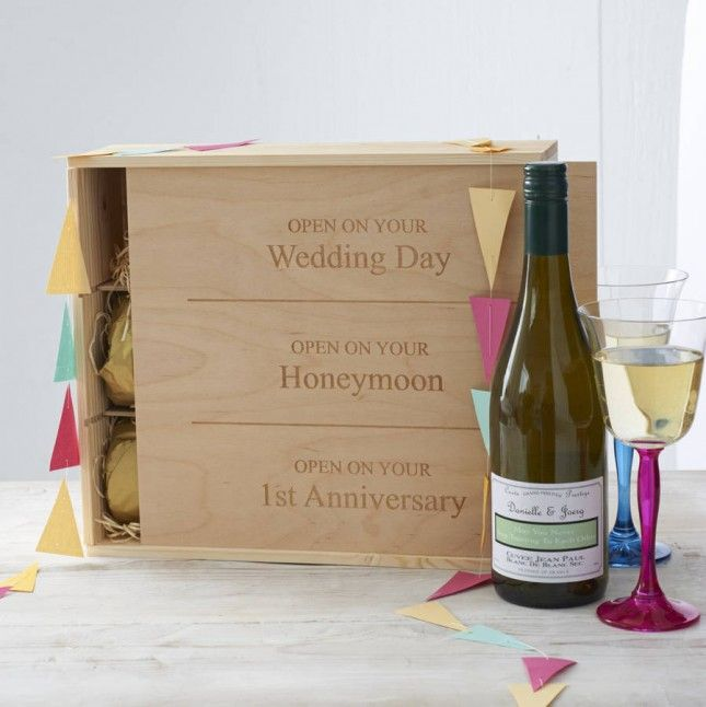 26 Wedding Gift Ideas That Really Show The Love Via Brit Co Unique GiftsPersonalised
