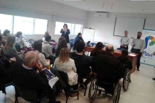 Jornada para la inclusión laboral de personas con discapacidad