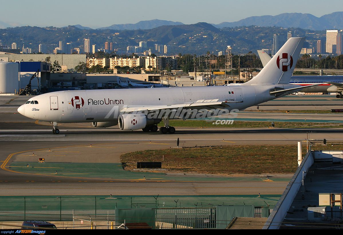Taa Airbus Industrie A300 B4 Vh Tac