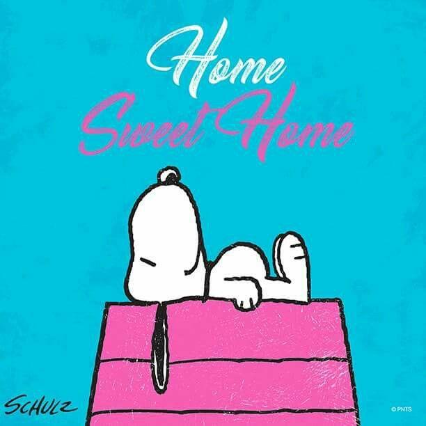 Home Sweet Home....L.Loe