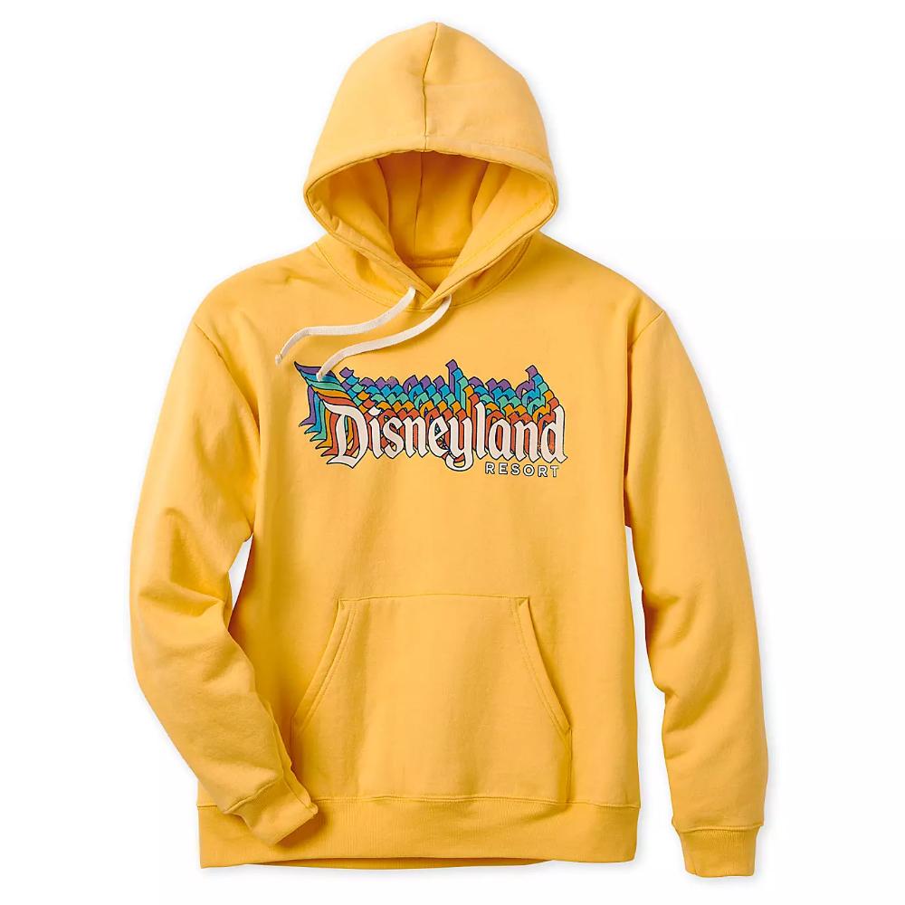 Disneyland Retro Hoodie for Adults shopDisney Hoodies