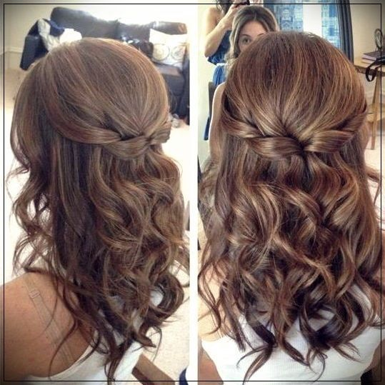 Hairstyles for Party 2019 (With images) | Formal hairstyles for long hair, Medium hair styles ...